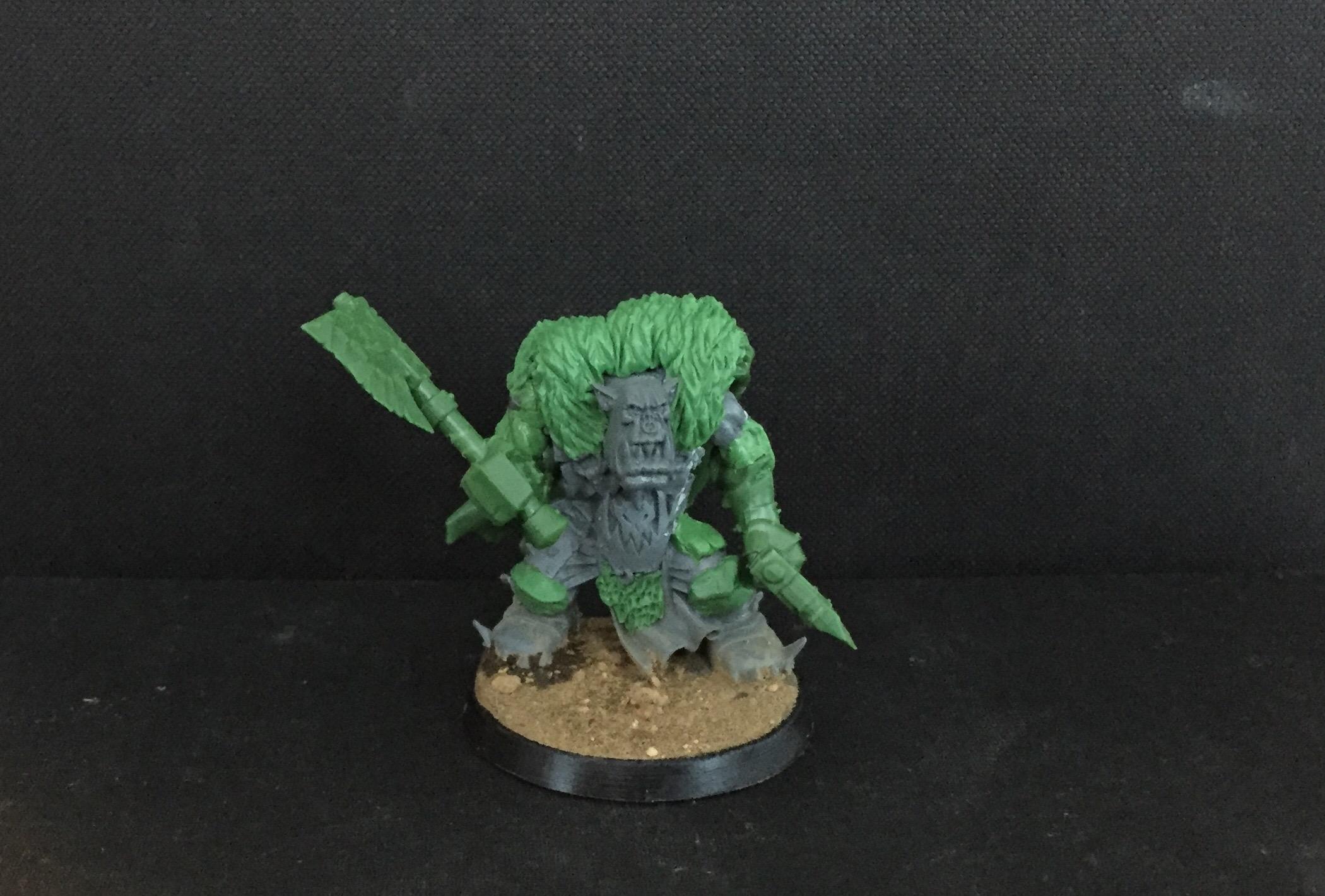 Gurzag Ironskull aka Red Skullz